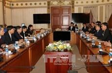 胡志明市与日本长野县加强经济合作