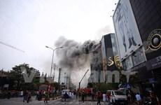 越南政府总理指导查明河内KTV火灾原因