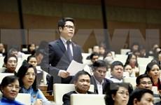 越南第十四届国会第二次会议:推进经济结构调整 发挥人力资源优势