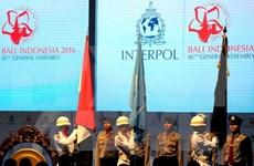 国际刑警组织第85届大会在印尼峇里岛召开