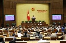 越南第十四届国会第二次会议通过《2017年经济社会发展计划》的决议