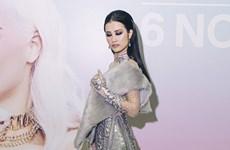 """2016年MTV欧洲音乐奖:越南女歌手冬儿荣获""""东南亚最佳艺人奖"""""""