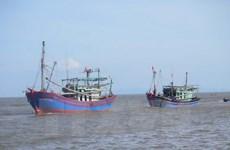 马来西亚海事执法机构扣留27名越南渔民