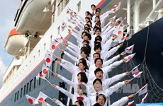 越南风土人情给东南亚与日本青年留下深刻印象