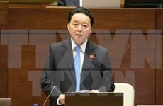 第十四届国会第二次会议:国会主席要求采取有力措施监察造成环境污染的因素