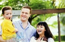 保障越南妇女与外国人结婚生出的小孩的就学就医权利