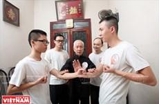 越南武术精华的出国推手