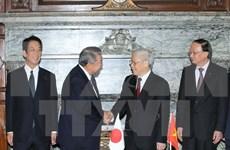日本国会众议院议长即将访问越南