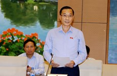 越南第十四届国会常委会第13次会议:加强对BOT项目的监管