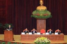 越共第十二届中央委员会第六次全体会议今日开幕(组图)