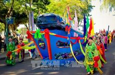 热闹非凡的2017年头顿市胜三迎翁节