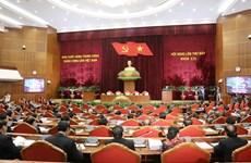 越南共产党第十二届中央委员会第七次全体会议正式落幕(组图)
