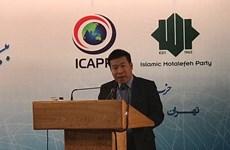 越南积极为共产党和工人党国际会议做出贡献