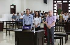 河内市高级人民法院对PVP Land贪污案进行二审公开宣判