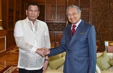 马来西亚与菲律宾促进双边合作