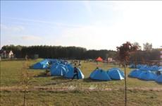 2018年越南留学生第三届夏令营在俄罗斯举行
