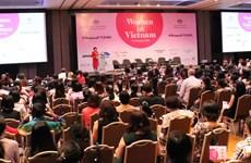越南妇女节:致力于妇女的平等和健康