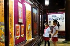 越南民间绘画和其应用(组图)