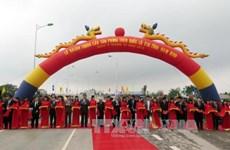 越南南定省新风桥竣工并投入运营