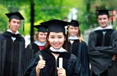 新西兰政府向30名越南大学生颁发奖学金