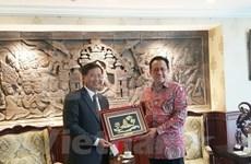 印尼地方代表理事会主席:印尼将印越关系摆在地区外交政策的优先地位