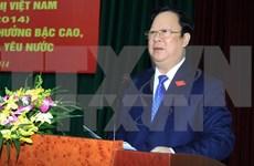 越共十二大召开在即  民间外交为越南的发展做出积极贡献