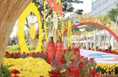 胡志明市春节花市从2月1日一律开业