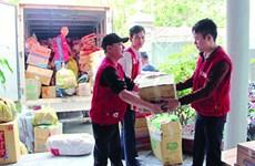 全社会捐款帮助贫困群众过上温暖祥和的新春