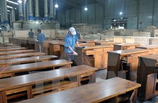 越南木制品出口居世界第四位