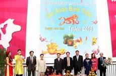 旅德越南人社团向国际友人推介越南传统文化
