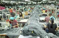 越南纺织品服装业——越过困难融入国际