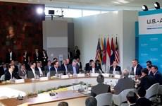 东盟—美国领导人特别峰会发表《安纳伯格庄园宣言》