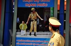 携手共创越南交通安全环境