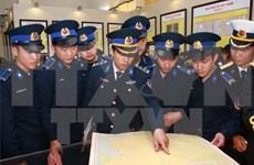"""""""越南黄沙与长沙——历史证据和法律依据""""地图和资料展在海防市举行"""