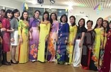 充分发挥旅居挪威越南妇女的作用