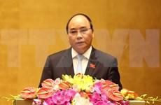 第十三届国会十一次会议:力争今后5年经济增长达6.5%至7%