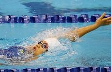 2016全国短池游泳锦标赛:阮叶芳簪夺13金打破6项国家记录