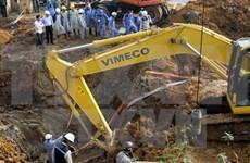 河内市承诺努力加快红河水面厂项目施工进度