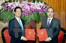 越南政府总理阮晋勇:越南祖国阵线须同政府协调联动  履行好经济社会发展任务