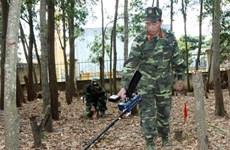 越南在克服战争遗留爆炸物的危害和影响工作中迈出重要步伐