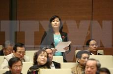 越南第十三届国会第十一次会议发表第十三号公报