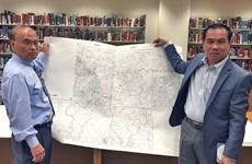 使用假冒的越柬划界地图的柬埔寨议员被捕