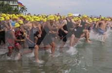 越南2016年铁人三项比赛将在岘港市举行