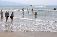 越南岘港市海域海水水质处在安全范围内