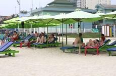 4·30和五一假期间岘港市接待国际游客量猛增