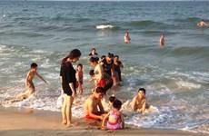 越南中部四省时常对海水水质进行监测评估