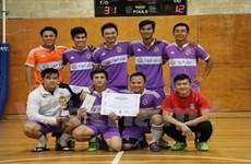 2016年澳大利亚越南留学生体育节首次在澳大利亚举行