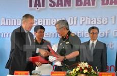 越南岘港国际机场迪奥辛污染清除项目成功开展