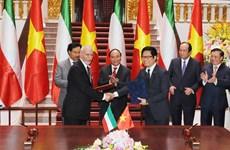 社论:推动越南和科威特的友好合作关系向前发展