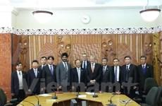 越南国会法律委员会代表团对新西兰和澳大利亚进行工作访问